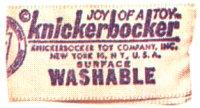 Knickerbocker trademark